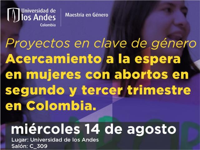 Acercamiento a la espera en mujeres con abortos en segundo y tercer trimestre en Colombia