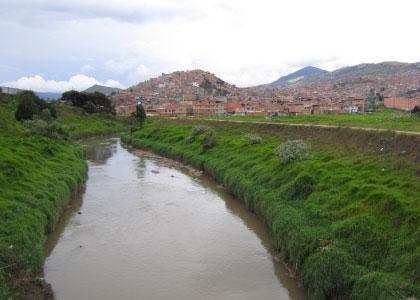 Río Tunjuelo de la ciudad de Bogotá - Cider   Uniandes