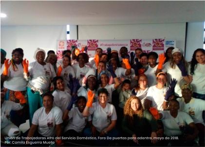 Se nos va el cuidado, se nos va la vida: Migración, destierro, desplazamiento y cuidado en Colombia Cider   Uniandes