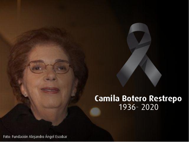 El Cider lamenta la muerte de Camila Botero Restrepo- Cider   Uniandes