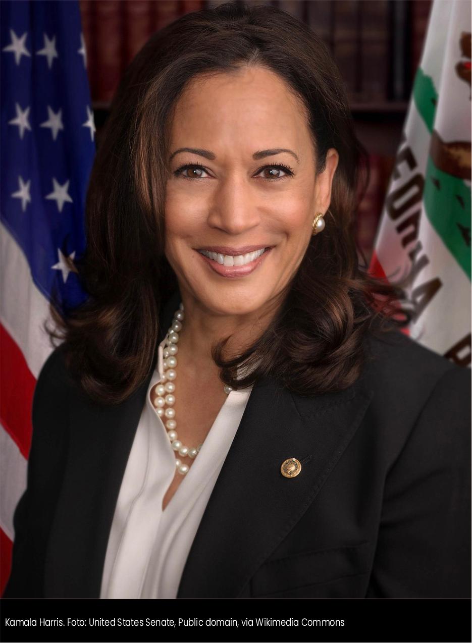 Kamala Harris vicepresidenta electa de Estados Unidos - Cider | Uniandes