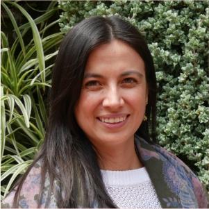 Ángela Serrano, estudiante de doctorado visitante Cider| Uniandes