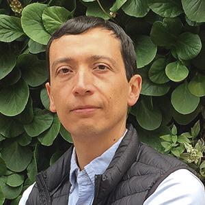 Gonzalo Vargas Forero profesor asociado del Cider de la Universidad de los Andes