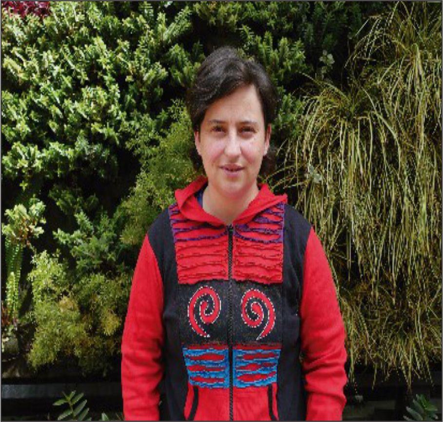 Camila Esguerra,investigadora posdoctoral Cider | Uniandes