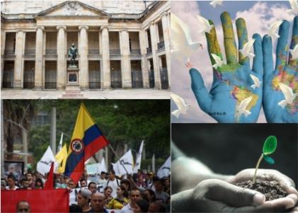 Imagen Instituciones, paz y desarrollo