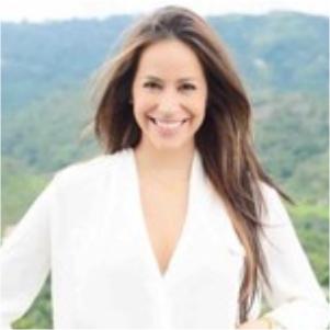 Michelle Figueroa egresada de la Maestría en Estudios Interdisciplinarios de Desarrollo- Cider   Uniandes