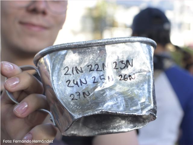 Cacerolazos durante el Paro Nacional Cider   Uniandes