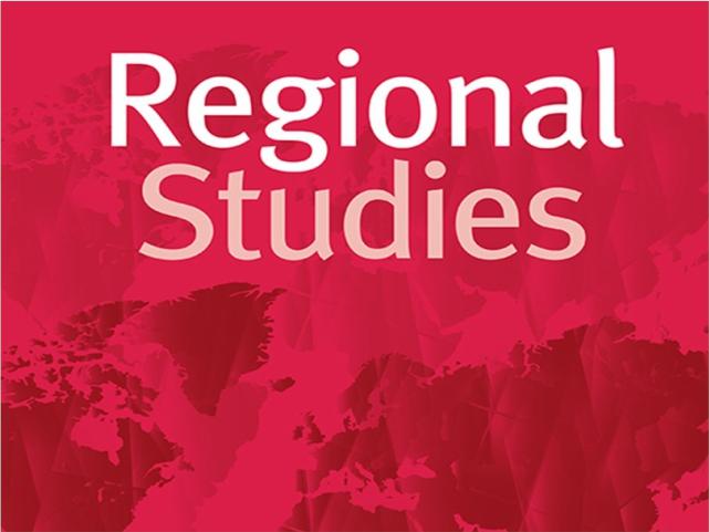 Sergio Montero fue nombrado editordeRegionalStudies Cider | Uniandes