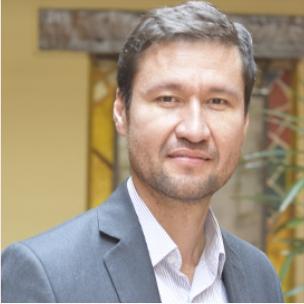 Javier García, profesor del - Cider | Uniandes