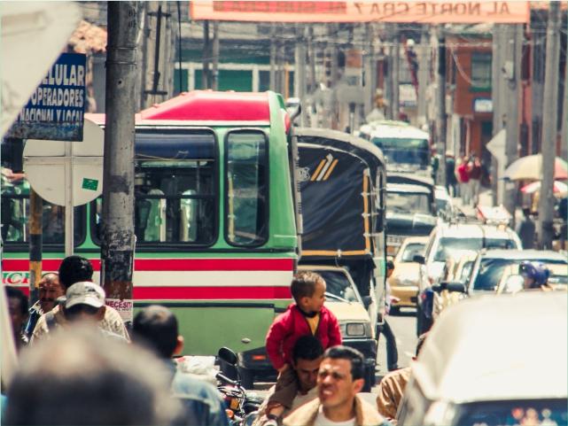 El virus de la inseguridad vehicular Cider | Uniandes