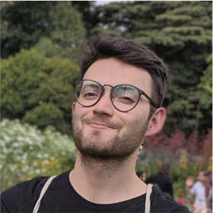Eduardo Cortés Prieto, estudiante de la Maestría en Estudios Interdisciplinarios sobre Desarrollo del - Cider | Uniandes