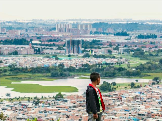 DE LA PERIFERIA AL CORAZÓN: EL RETO POR CONSOLIDAR EL AGUA COMO EJE ESTRUCTURANTE DE LA PLANIFICACIÓN TERRITORIAL EN COLOMBIA -Cider | Uniandes