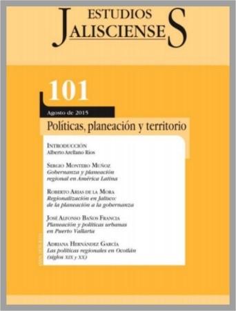 Artículo de revista Gobernanza y Planeación Regional en América Latina
