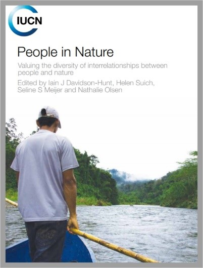 Capitulo de Libro People in Nature: Valuing the diversity of interrelationships between people and nature