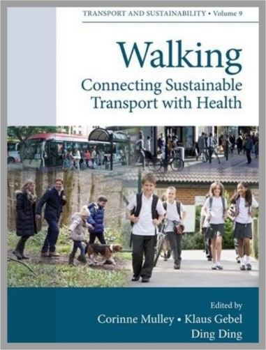 Artículo de revista Walking Connecting Sustainable Transport with Health