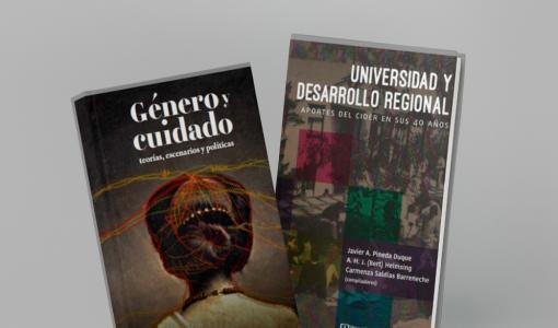 362 libros académicos sobre desarrollo y políticas públicas publicados con Ediciones Uniandes- Cider   Uniandes