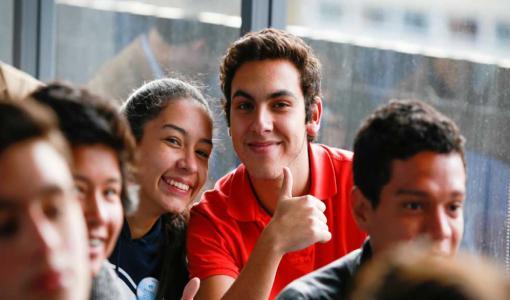 Durante dos décadas de creación estudiantes colombianos y de América Latina y el Caribe estudiaron becados en el Cider - Cider | Uniandes
