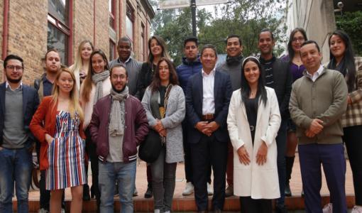 Desde 1978 formando especialistas en planeación y gestión territorial - Cider   Uniandes