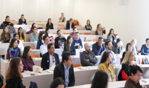 En 1973 un grupo de profesores de la Universidad de los Andes creó la Opción en Desarrollo Regional y Urbano, iniciativa que fue el cimiento del Cider - Cider   Uniandes