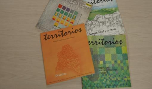 En 1999 el Cider en colaboración con la Aciur y el Ideade creó la Revista Territorios - Cider   Uniandes