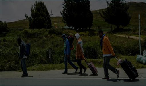 Clasismo y racismo: Migrantes venezolanos en el espacio público- Cider   Uniandes