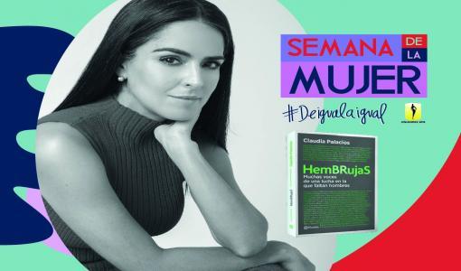 Presentación del libro HemBRujas de Claudia Palacios