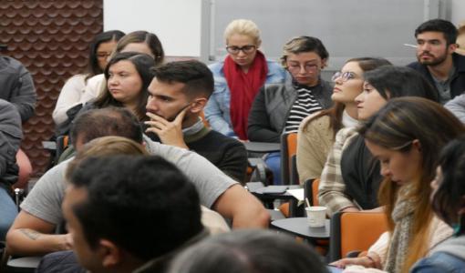 Reunión de información de todos los posgrados del Cider | Uniandes