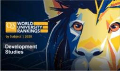 QS 2020: Los Andes mantiene el primer lugar en estudios de desarrollo- Cider   Uniandes