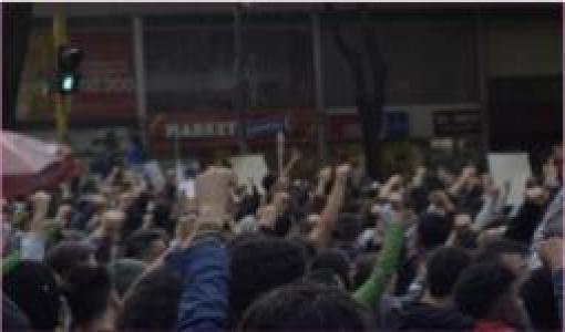 Estudiantes en el paro nacional y resistencia en torno al 21N Cider | Uniandes